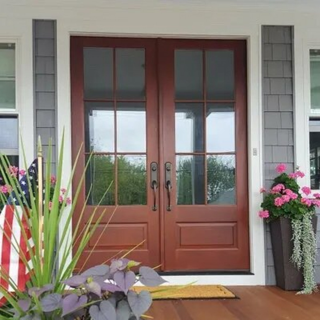 The benefits of installing new entry doors